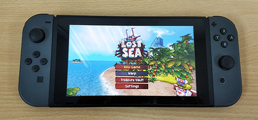 Lost Sea Nintendo Switch
